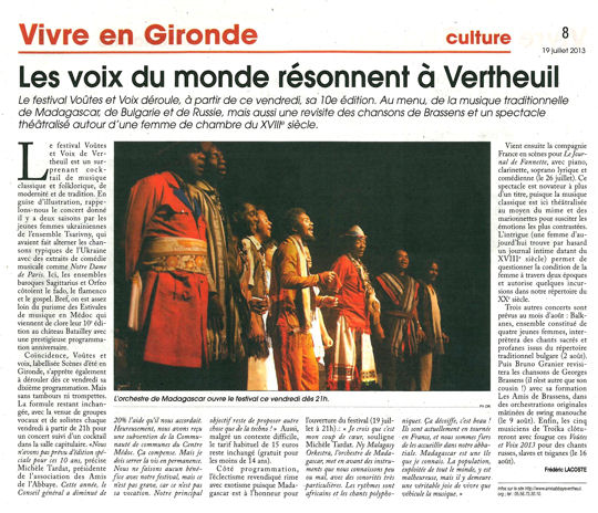 courrier de gironde 19072013